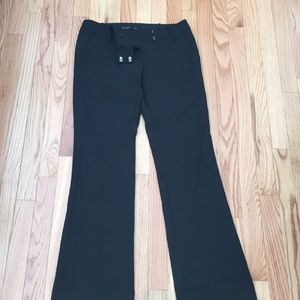The Limited BLACK work pants; Drew fit
